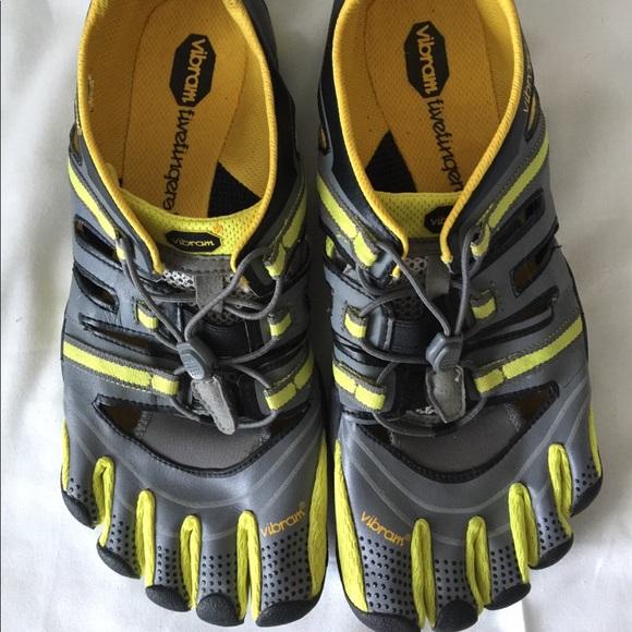 outlet store 67270 85cc0 VIBRAM FIVEFINGERS TREKSPORT Sandal, Mens Size 10.  M 5c6ed4f00cb5aaa642610b9f